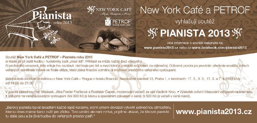 Pianista roku 2013