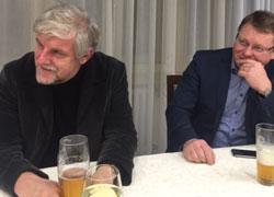 Lednové setkání Lví klub Praha Orel