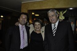 Klubová večeře, listopad 2010